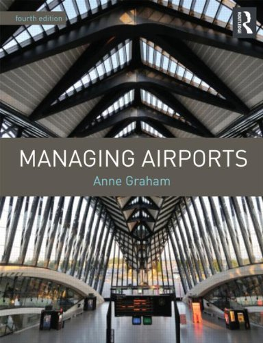 Managing Airports An International Perspective 4th 2014 edition cover