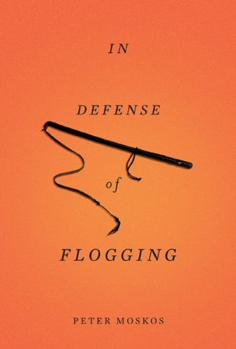 In Defense of Flogging  N/A edition cover