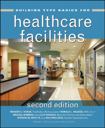 Building Type Basics for Healthcare Facilities  2nd 2008 edition cover