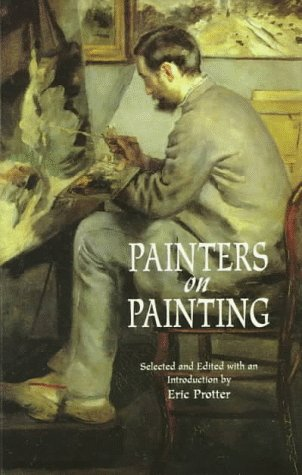 Painters on Painting   1997 edition cover