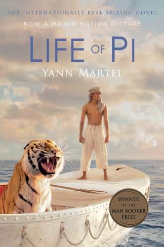 Life of Pi  N/A edition cover