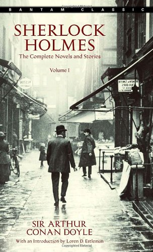 Sherlock Holmes The Complete Novels and Stories Reprint edition cover