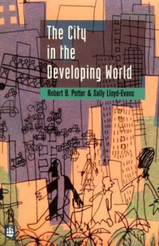 City in the Developing World   1998 edition cover