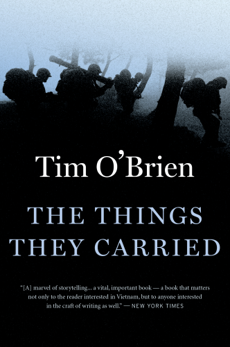 Cover art for The Things They Carried