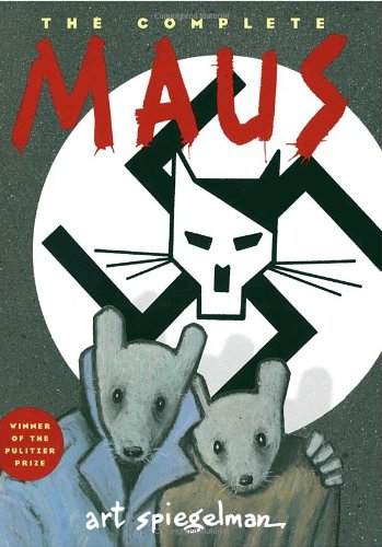 Complete Maus A Survivor's Tale 25th 2011 edition cover