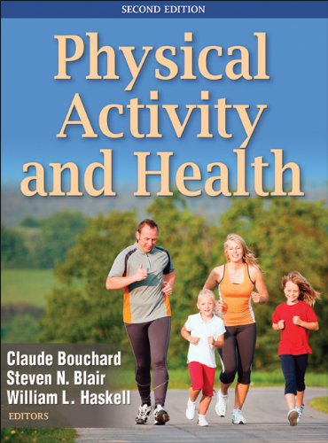Physical Activity and Health  2nd 2012 edition cover