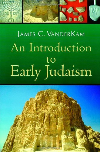 Introduction to Early Judaism   2001 edition cover