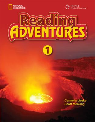 Reading Adventures 1   2012 edition cover