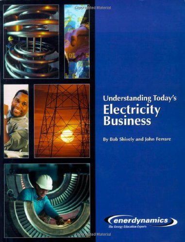 Understanding Today's Electricity Business  2004 edition cover
