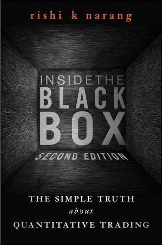 Inside the Black Box The Simple Truth About Quantitative Trading 2nd 2013 edition cover