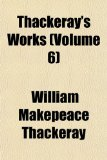 Thackeray's Works N/A edition cover