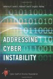Addressing Cyber Instability  0 edition cover