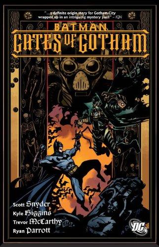 Batman: Gates of Gotham   2012 9781401233419 Front Cover