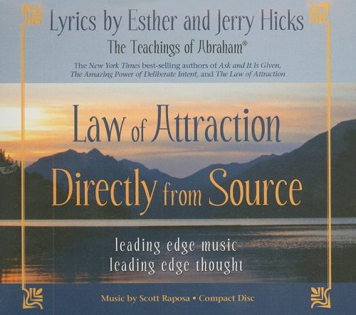Law of Attraction Directly from Source : Leading Edge Music Leading Edge Thought  2008 edition cover