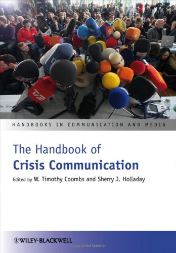 Handbook of Crisis Communication   2010 (Handbook (Instructor's)) 9781405194419 Front Cover