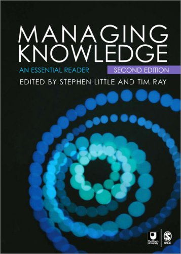 Managing Knowledge An Essential Reader 2nd 2006 (Revised) edition cover