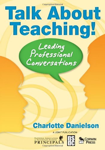 Talk about Teaching! Leading Professional Conversations  2009 edition cover