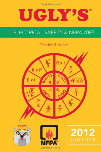 Ugly's Electrical Safety and Nfpa 2012  2nd 2013 edition cover