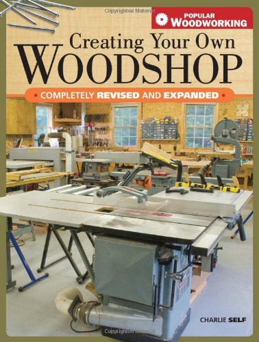 Creating Your Own Woodshop  2nd 2009 9781558708419 Front Cover