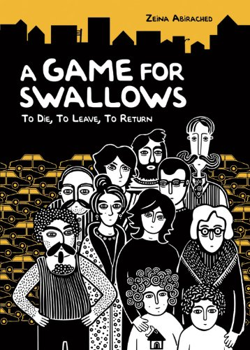 Game for Swallows To Die, to Leave, to Return  2012 edition cover