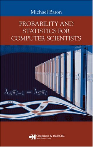 Probability and Statistics for Computer Scientists   2006 edition cover