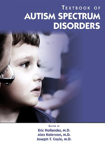 Textbook of Autism Spectrum Disorders   2010 edition cover