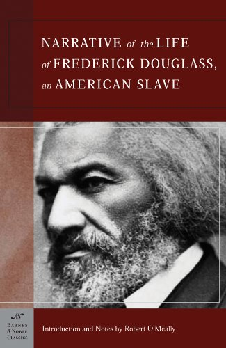 Narrative of the Life of Frederick Douglass An American Slave  2003 edition cover