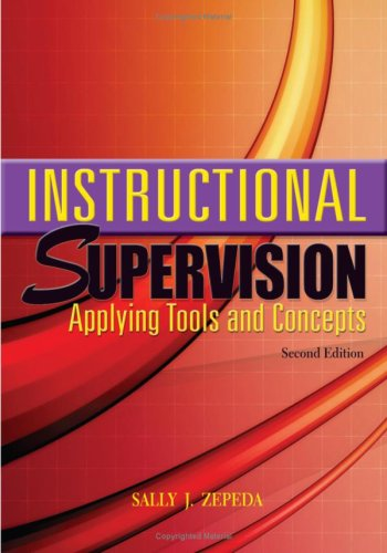 Instructional Supervision : Applying Tools and Concepts 2nd 2007 edition cover