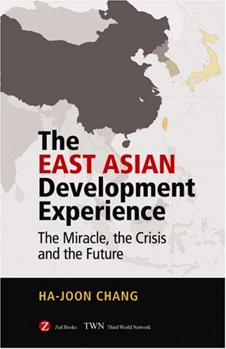 East Asian Development Experience The Miracle, the Crisis and the Future  2005 9781842771419 Front Cover