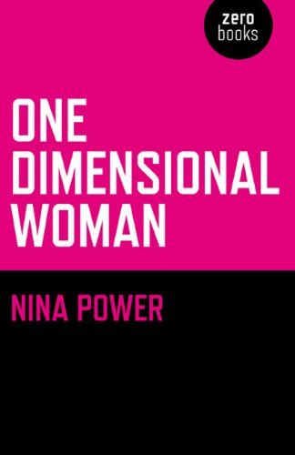 One Dimensional Woman   2009 edition cover