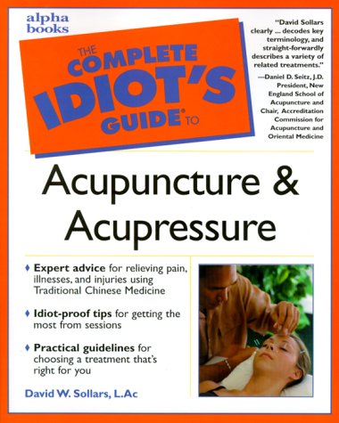 Acupuncture and Acupressure   2000 edition cover