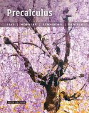 Precalculus:  6th 2016 9780134217420 Front Cover