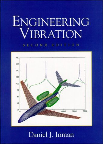 Engineering Vibration  2nd 2001 (Revised) edition cover