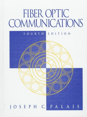 Fiber Optic Communications  4th 1998 edition cover