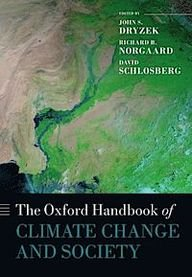 Oxford Handbook of Climate Change and Society   2013 9780199683420 Front Cover