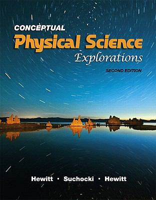 Books a la Carte for Conceptual Physical Science Explorations  2nd 2010 edition cover