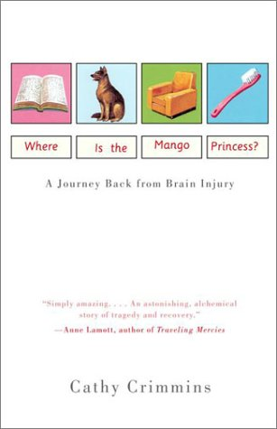 Where Is the Mango Princess? A Journey Back from Brain Injury  2000 edition cover