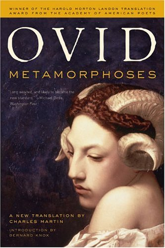 Metamorphoses   2003 edition cover