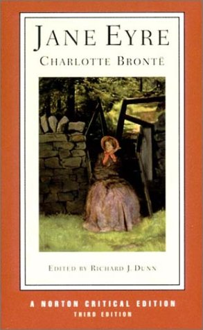 Jane Eyre  3rd 2000 edition cover