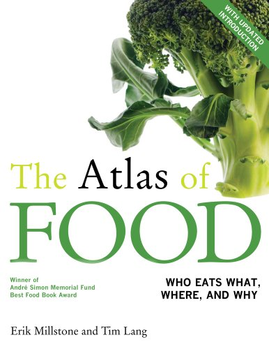 Atlas of Food With a New Introduction  2013 edition cover