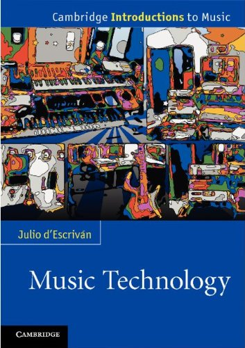 Music Technology   2011 9780521170420 Front Cover