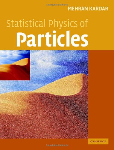 Statistical Physics of Particles   2007 edition cover