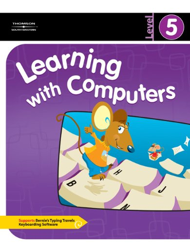 Learning with Computers Level 5   2004 9780538435420 Front Cover