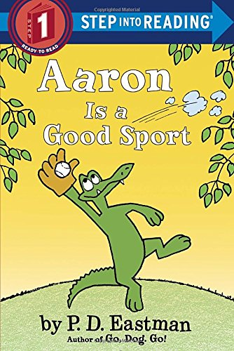 Aaron Is a Good Sport   2015 9780553508420 Front Cover