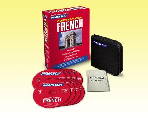 Conversational French : Learn to Speak and Understand French with Pimsleur Language Programs  2005 (Unabridged) 9780743550420 Front Cover