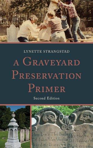 Graveyard Preservation Primer  2nd 2013 edition cover
