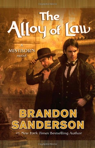 Alloy of Law   2011 edition cover