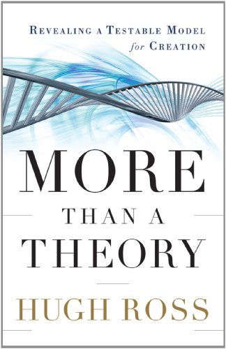 More Than a Theory Revealing a Testable Model for Creation N/A edition cover