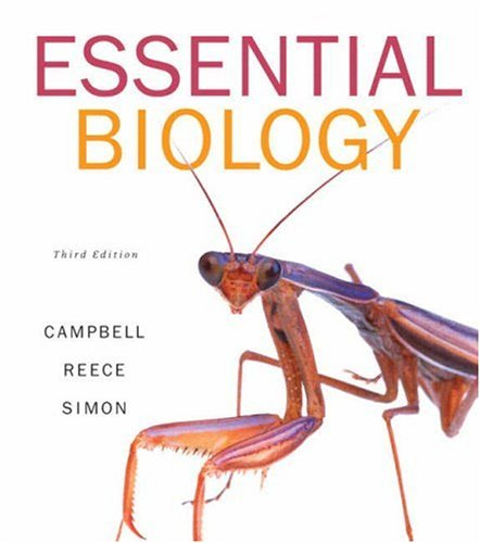Essential Biology  3rd 2007 (Revised) edition cover