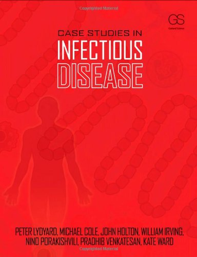 Case Studies in Infectious Disease   2009 edition cover